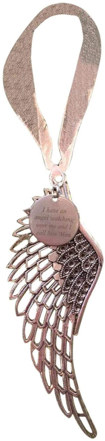 (Decoration)Christmas Ornaments Angel Wings -