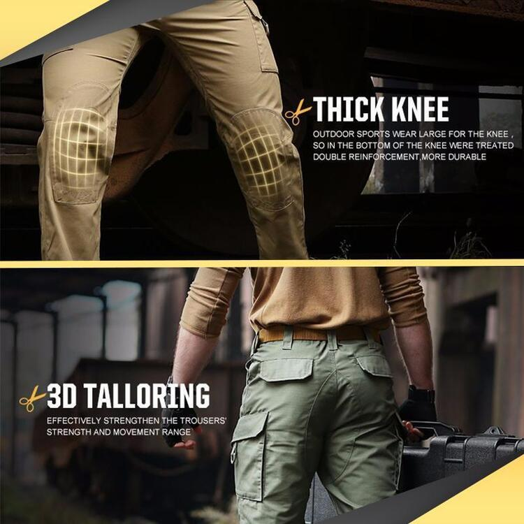 70%OFF-Last day promotion-Tactical Waterproof Pants- For Male or Female
