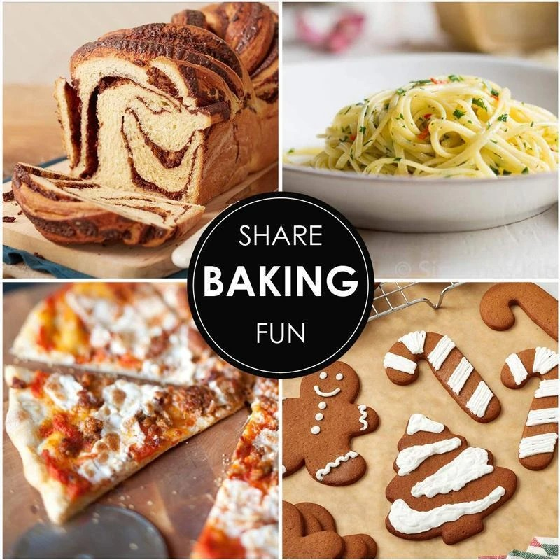 🎁50% OFF NEW YEARS SALE🎁Silicone Baking Mat-BUY 2 FREE SHIPPING