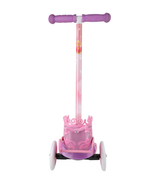 Dimensions Carriage Scooter with Light and Sound