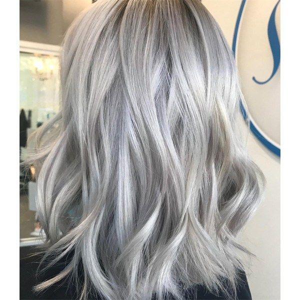 Gray Hair Wigs For African American Women 12 Inch Bob Wig Ladies Short Grey Wigs Gray Color Blonde Human Hair Full Lace Wigs Grey Hair With Lowlights