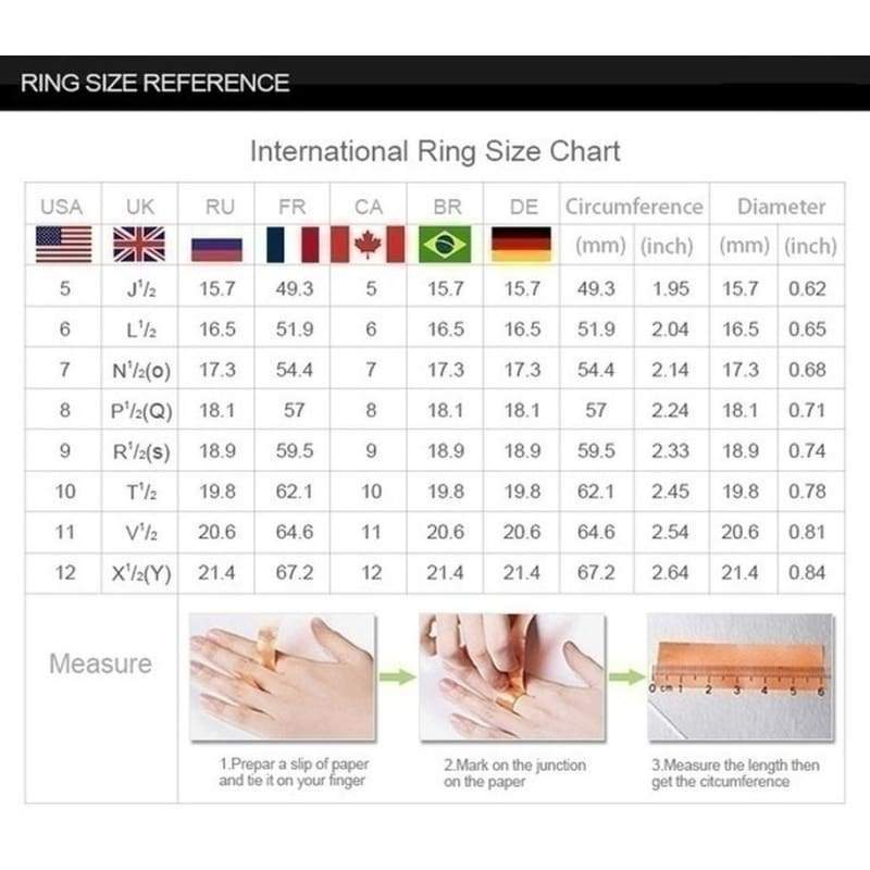 Exquisite Fashion 925 Sterling Silver 18k Gold Ruby White Topaz Ring Wedding Band Diamond Jewelry Casual Accessory Christmas Gift Engagement Rings for Women Size 5-11