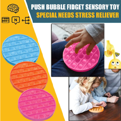 push bubble toy-rodent control pioneer