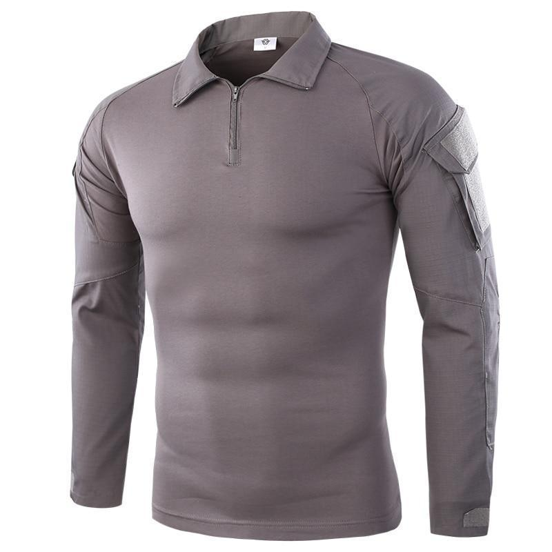 On Sale-Tactical Long Sleeve Shirt