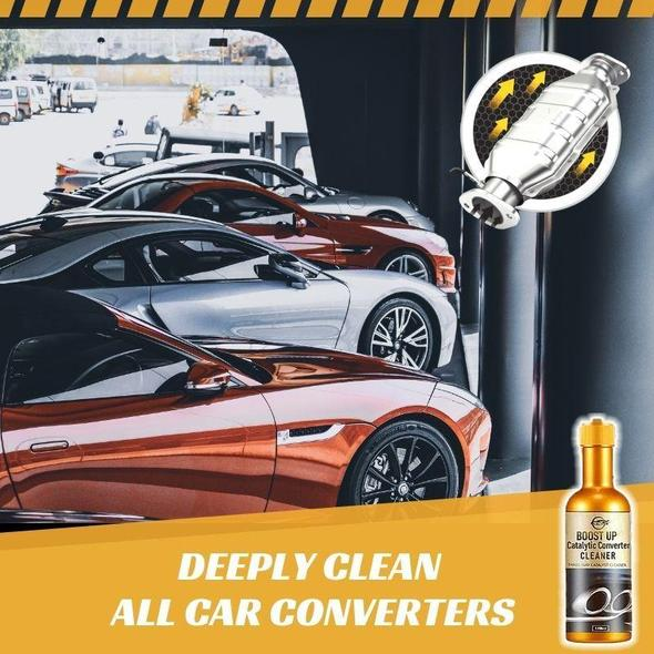 (NEW YEAR PROMOTION - SAVE 50% OFF) Instant Car Exhaust Handy Cleaner-Buy 2 Get 10%OFF