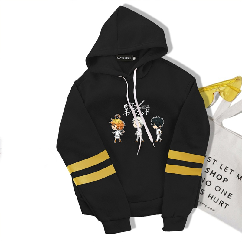 2021 The Promised Neverland Anime Hoodies