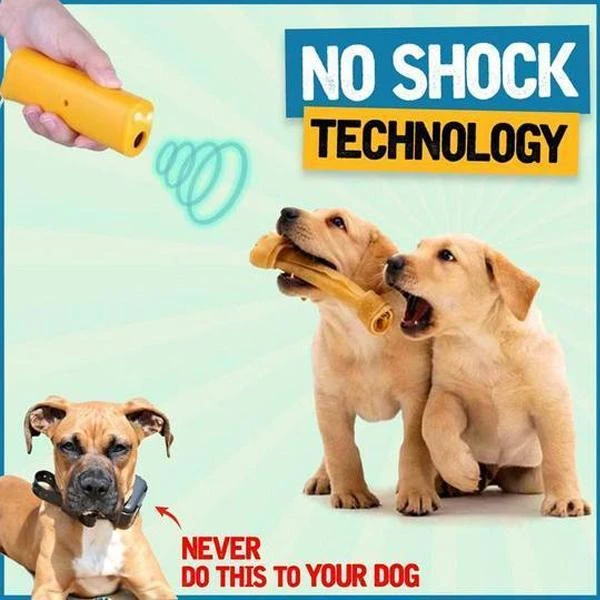 ❣️HOT SALE❣️3-in-1 Pet Training Devices