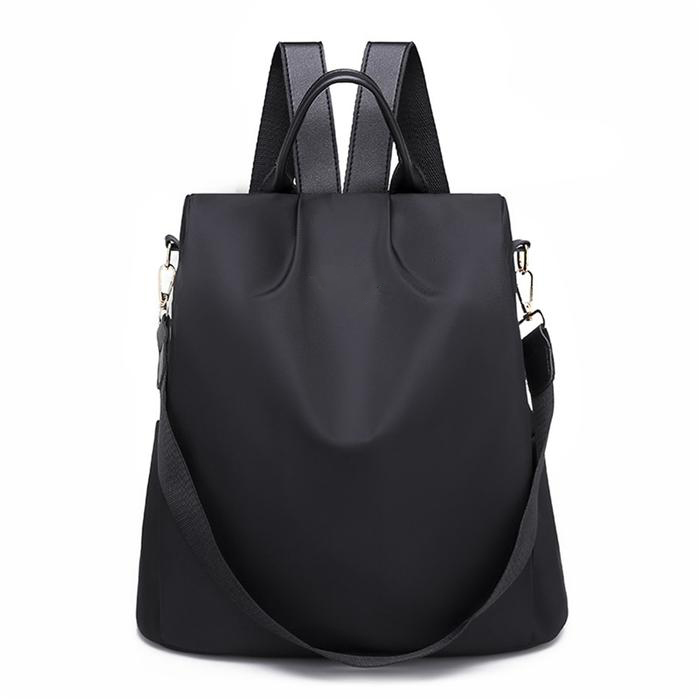 Oxford style design backpack
