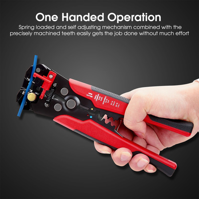 (Black Fri. promotion!)3 in 1 Multifunction Cable Wire Stripper Cutter