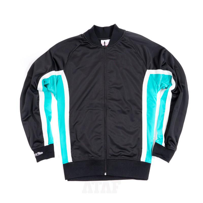 Leading stand-up jacket