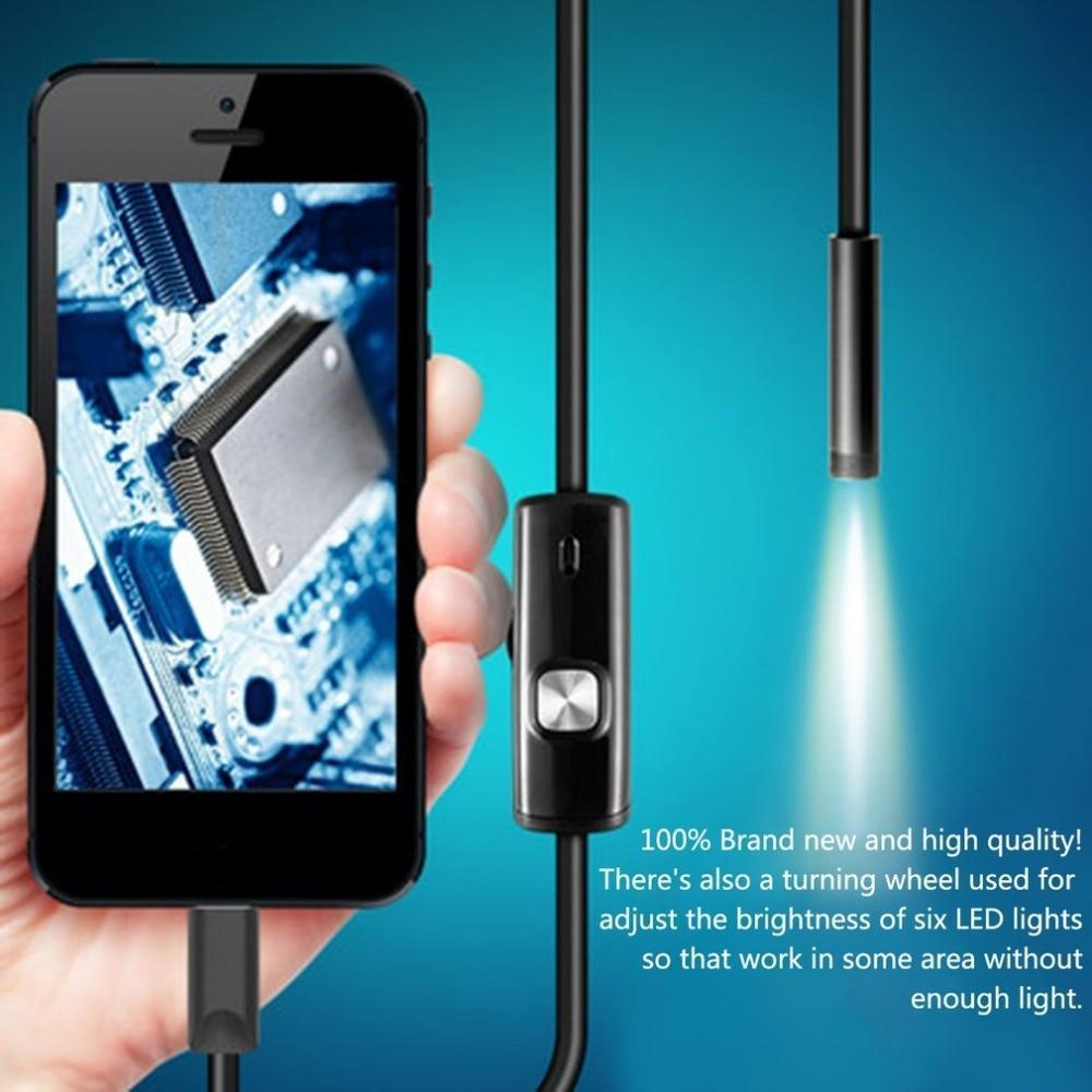 USB Ear Cleaning Endoscope —— Peek Into Any Small Corner!!!
