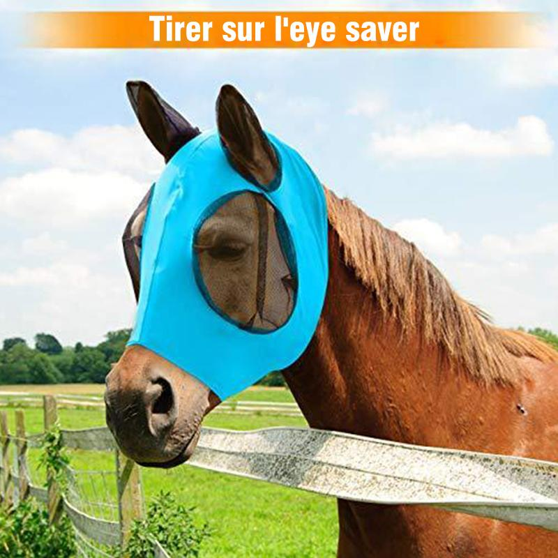Masque Equine Anti-Fly Mesh 50%OFF