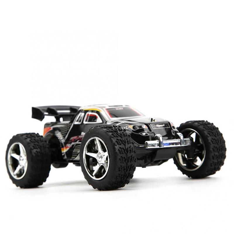 WLtoys 1/32 Mini High Speed RC Car Off-road Remote Control Car Model Toy Gifts