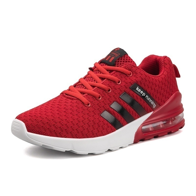 Size 39-46 New Fashion Men Sport Running Shoes Air Cushion Sneakers Brethable Outdoor Casual Walking Shoes Jogging Sneakers