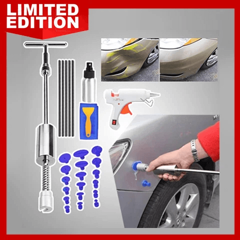 【60%OFF TODAY】Car Dent Removal Tool-7 Piece Set