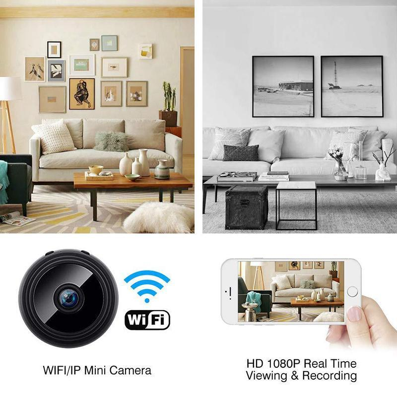 ✨70% OFF TODAY✨-Remote Surveillance Camera Recorder