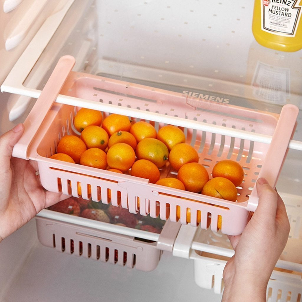 MOTHER'S DAY PROMOTION -Refrigerator Storage Rack