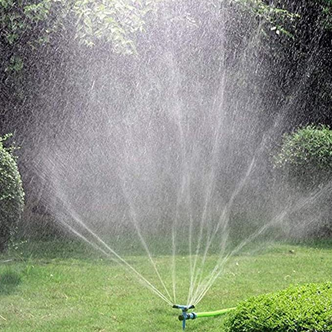 360 Degree Rotating Lawn Sprinkler-40%OFF TODAY