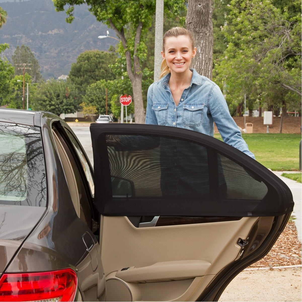 Hot Selling --Best Universal Car Window Sun Shade ??Fits all Cars!??
