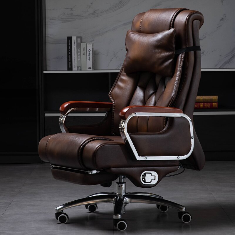 (Last Day Promotion & 50% OFF) Automatic Massage Office Chair