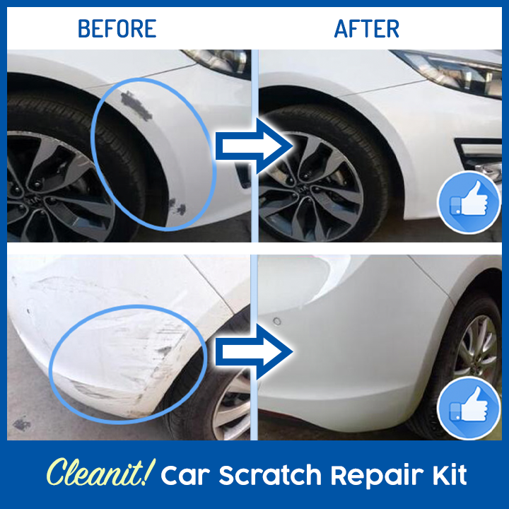 ✨NEW YEAR SALE 50%OFF-TODAY✨Car Scratch Repair Kit