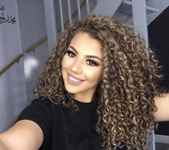 Lace Frontal Wigs Homecoming Hairstyles For Curly Hair Mixed Race Curl Loverlywigs