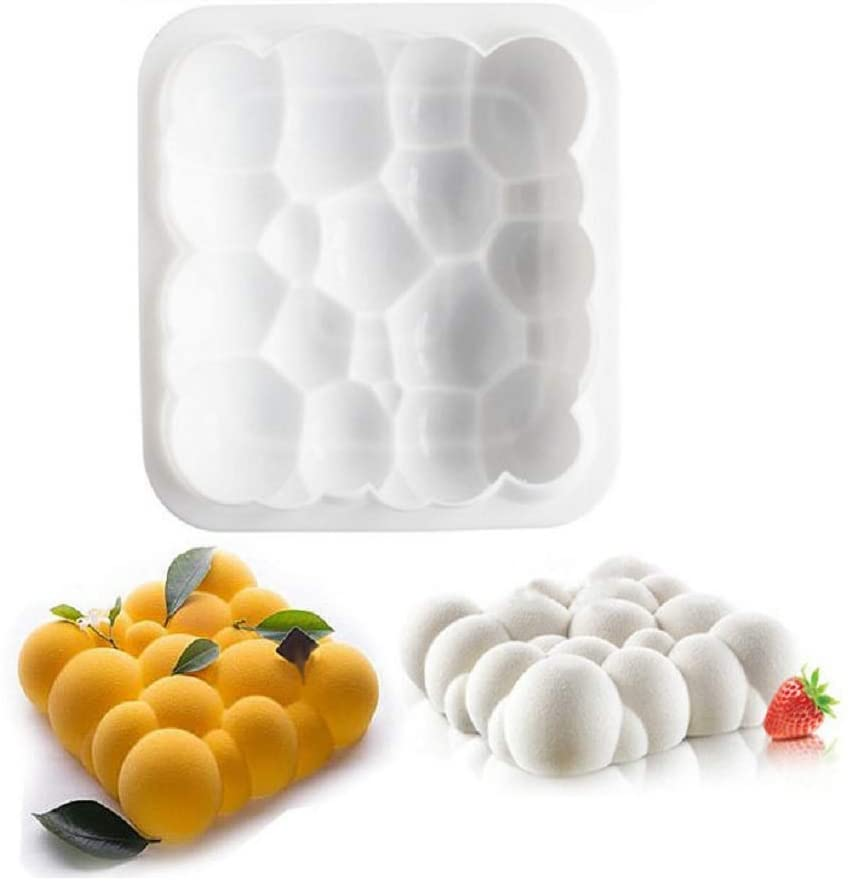 3D Skeleton Ice Mold ice silicone ice cube tray mousse mold
