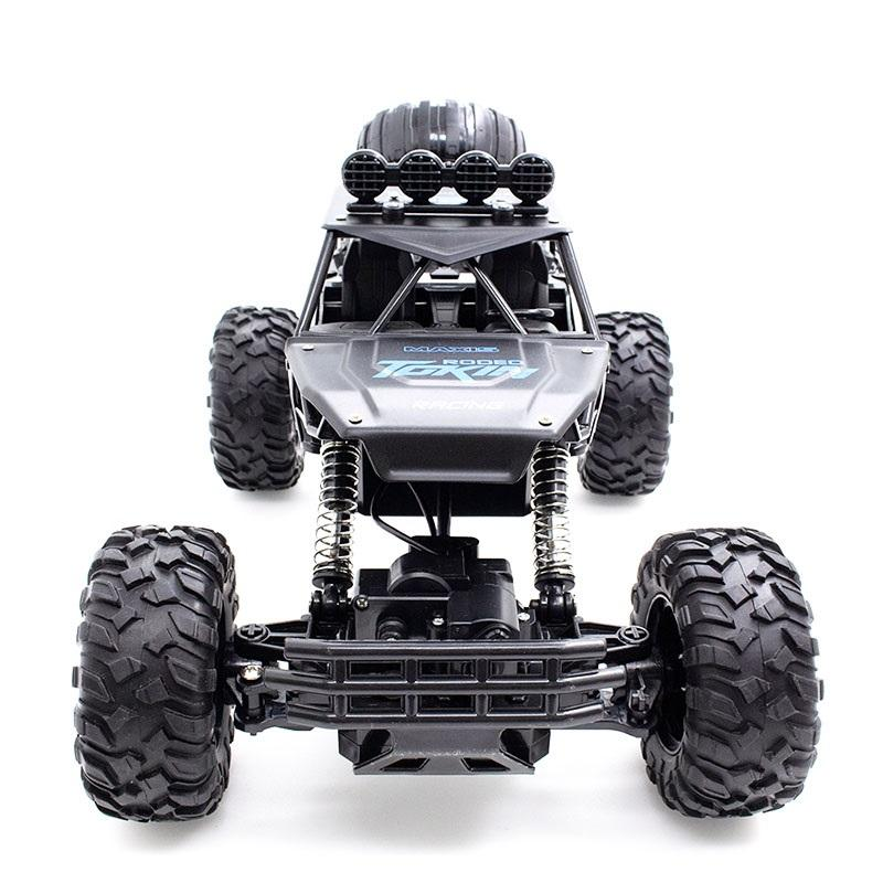 Flytec-8860 4WD Strong Power 2.4G RC Car Full-scale Alloy Off-road Vehicle