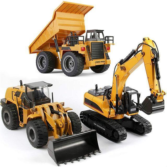 🚜( 70% OFF-Sale ) The most Popular Remote Control Engineering Car