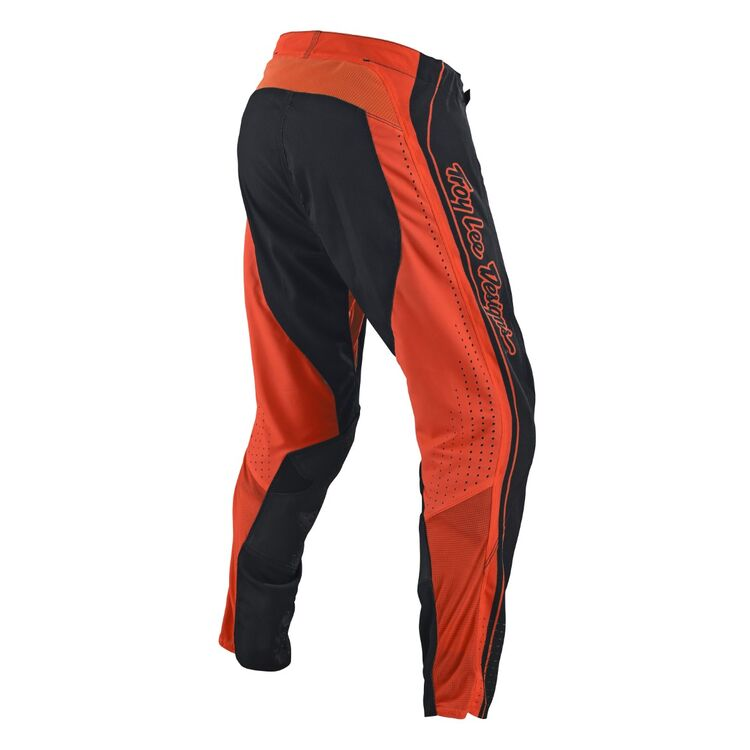 Personalized colorblock cycling jersey pants