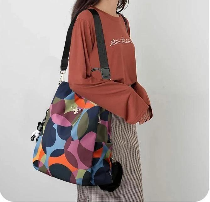 Cool Retro Multi-Functional Backpack