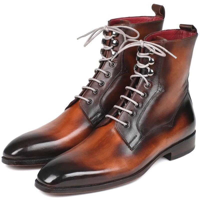 Men's Fashion Leather Martin Boots