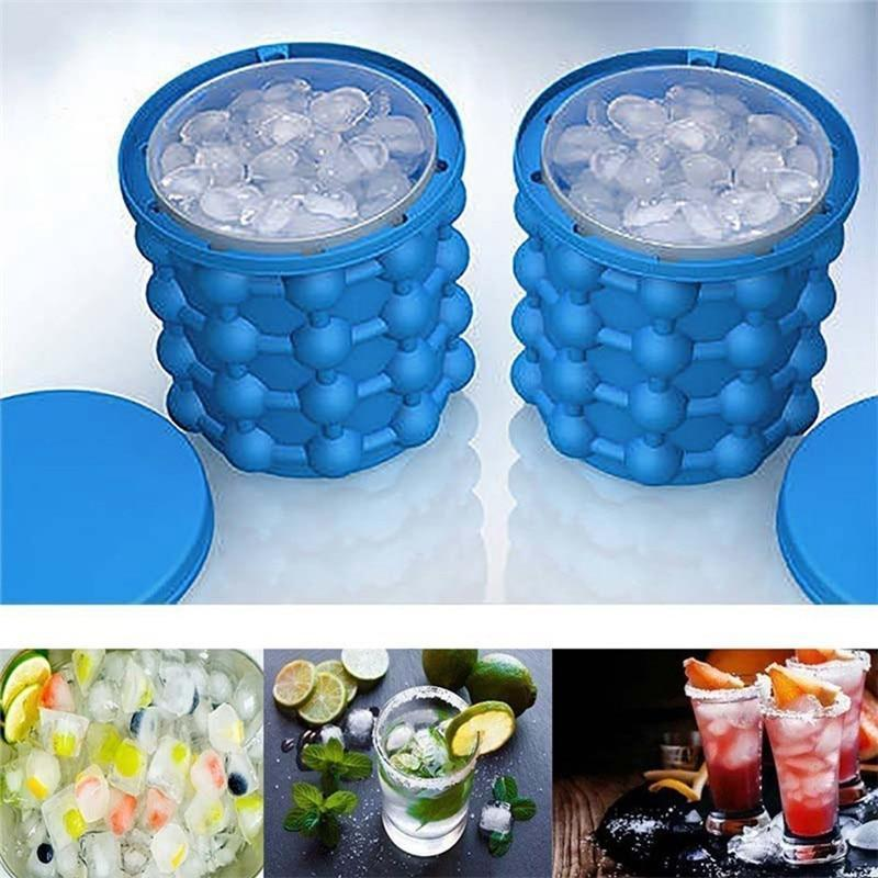 Ice Genie - space-saving ice cube maker🔥50% OFF Today🔥