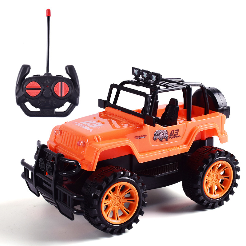 High-speed Remote Control Off-road Vehicle