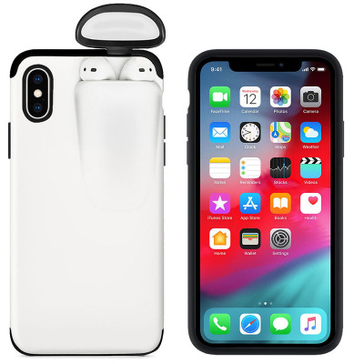 Airpod Phone Case Unified Power And Case For Your Headset & Phone