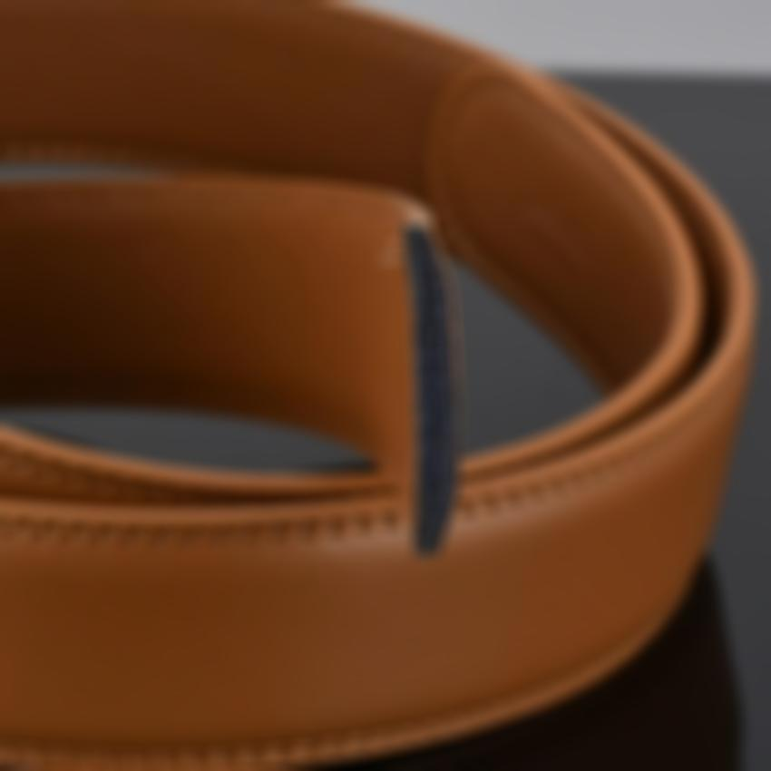 Outwear Chrome Mission Leather Belt