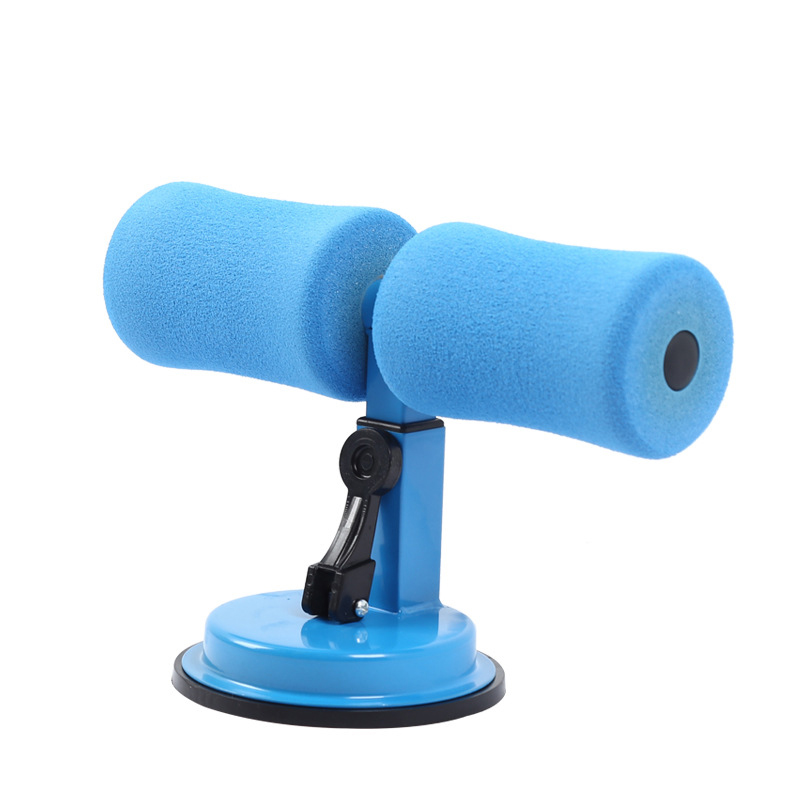 Suction cup fitness equipment