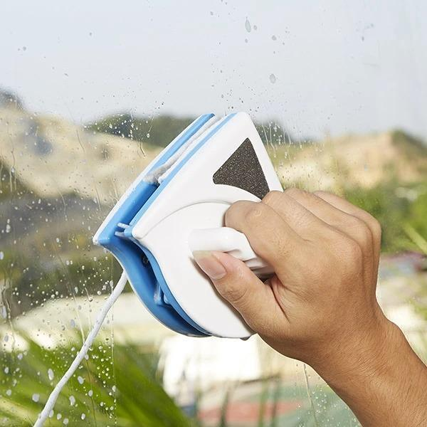 2020 Latest Smart Control Double-Sided Window Cleaning Tool-The Latest Patented Technology