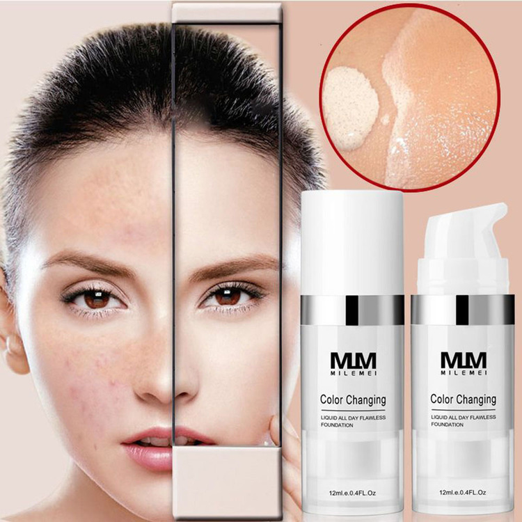 🥇HOT SALE((Last Day Promotion&60% OFF)✈ Color Changing Foundation