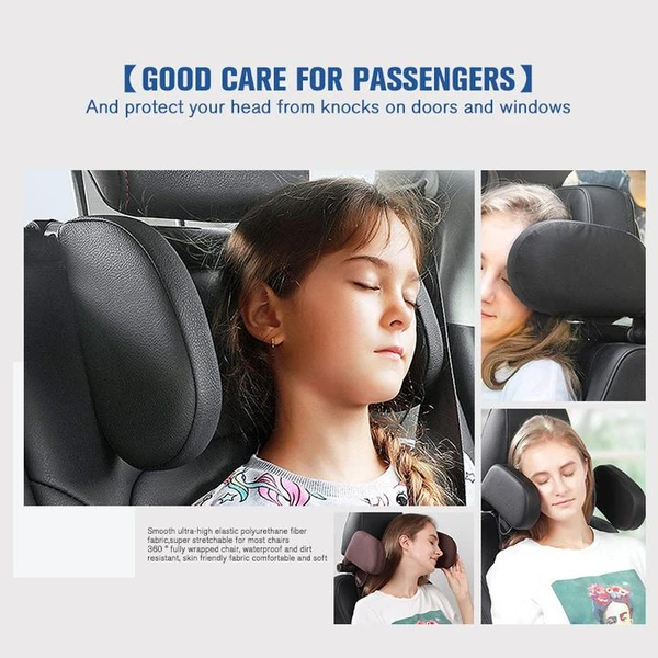 Car Seat Headrest Pillow--Free Shipping