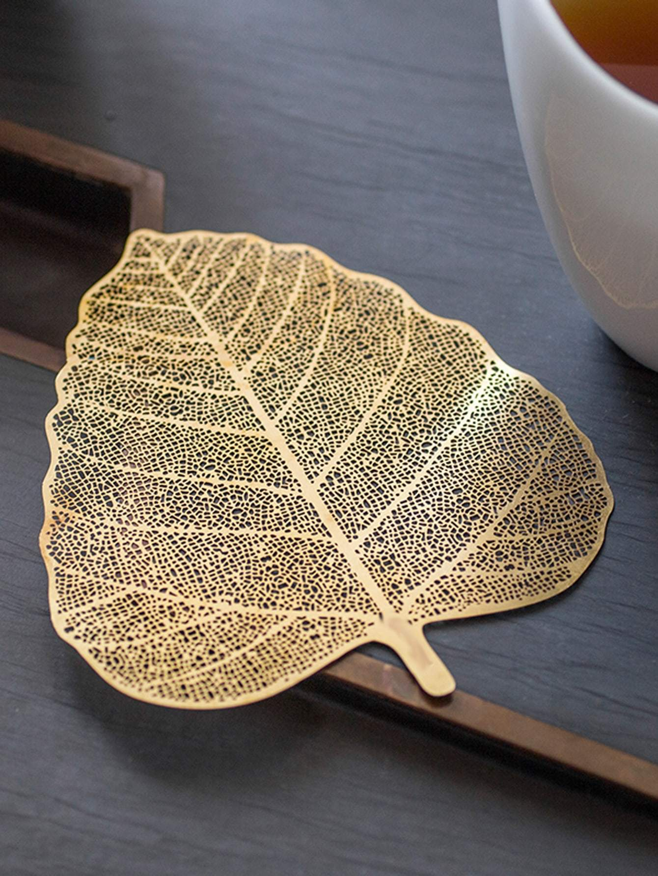 Leaf Shaped Tea Filter