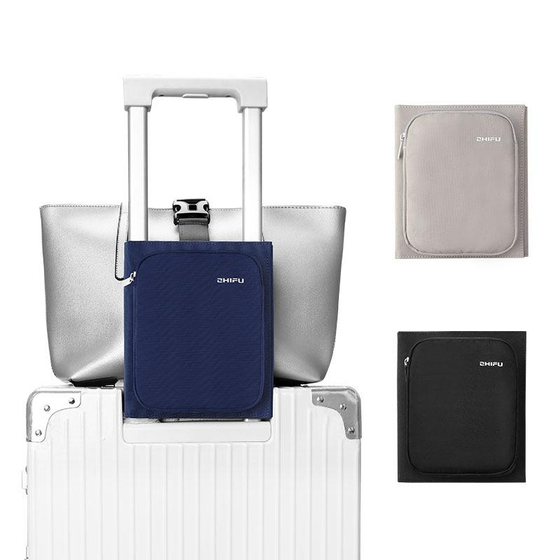 【50% discount for a limited time】Fixable-on-luggage Storage bag