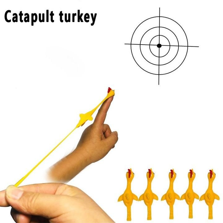 Catapult Turkey-The Fun Of Playing Together