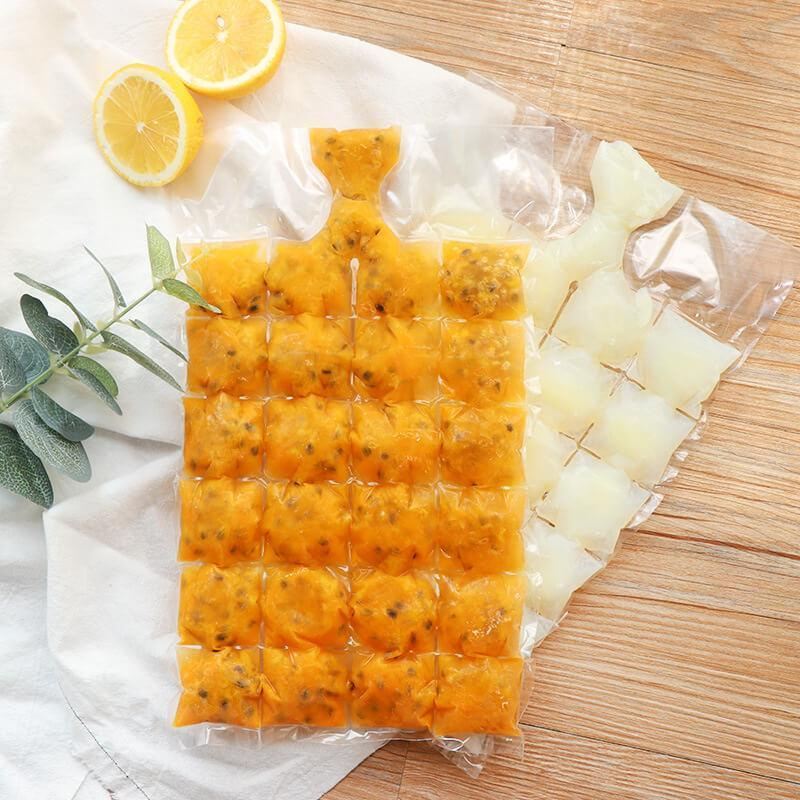 EASY FREEZE DISPOSABLE ICE CUBE BAGS (10PCS)