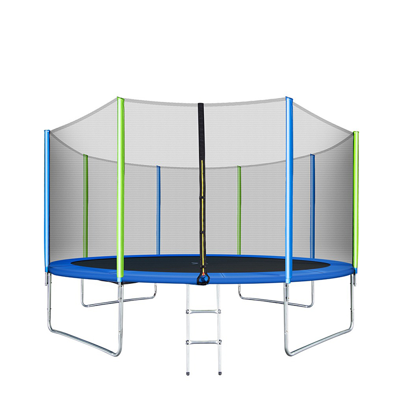 Buyonhome 14-ft  Trampoline for Kids with Safety Enclosure Net