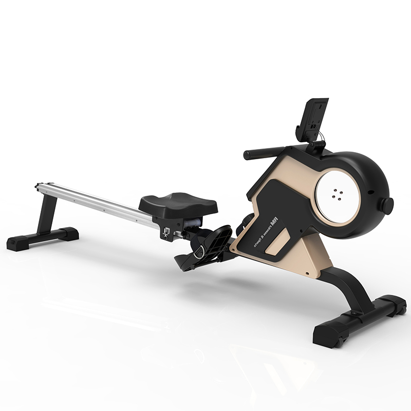 Magnetic Rowing Machine Compact Indoor Rower Buyonhome