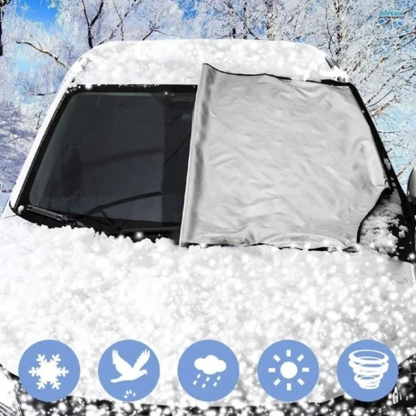 Winter Promotion-Universal Premium Windshield Snow