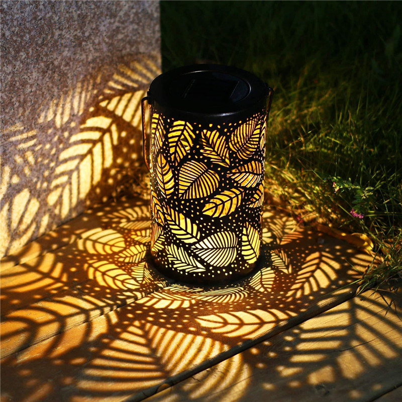 Creative Outdoor Solar Lantern