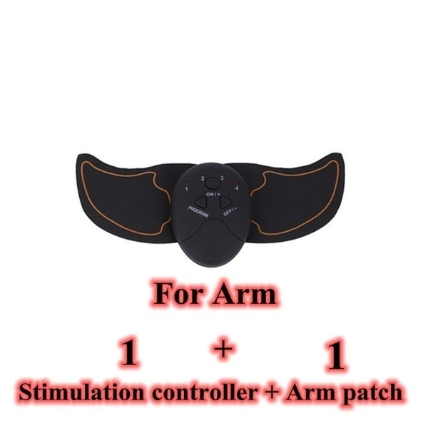 For Arms For Abdomen For Hip EMS Muscle Tainer Massager Stimulator Sport Workout