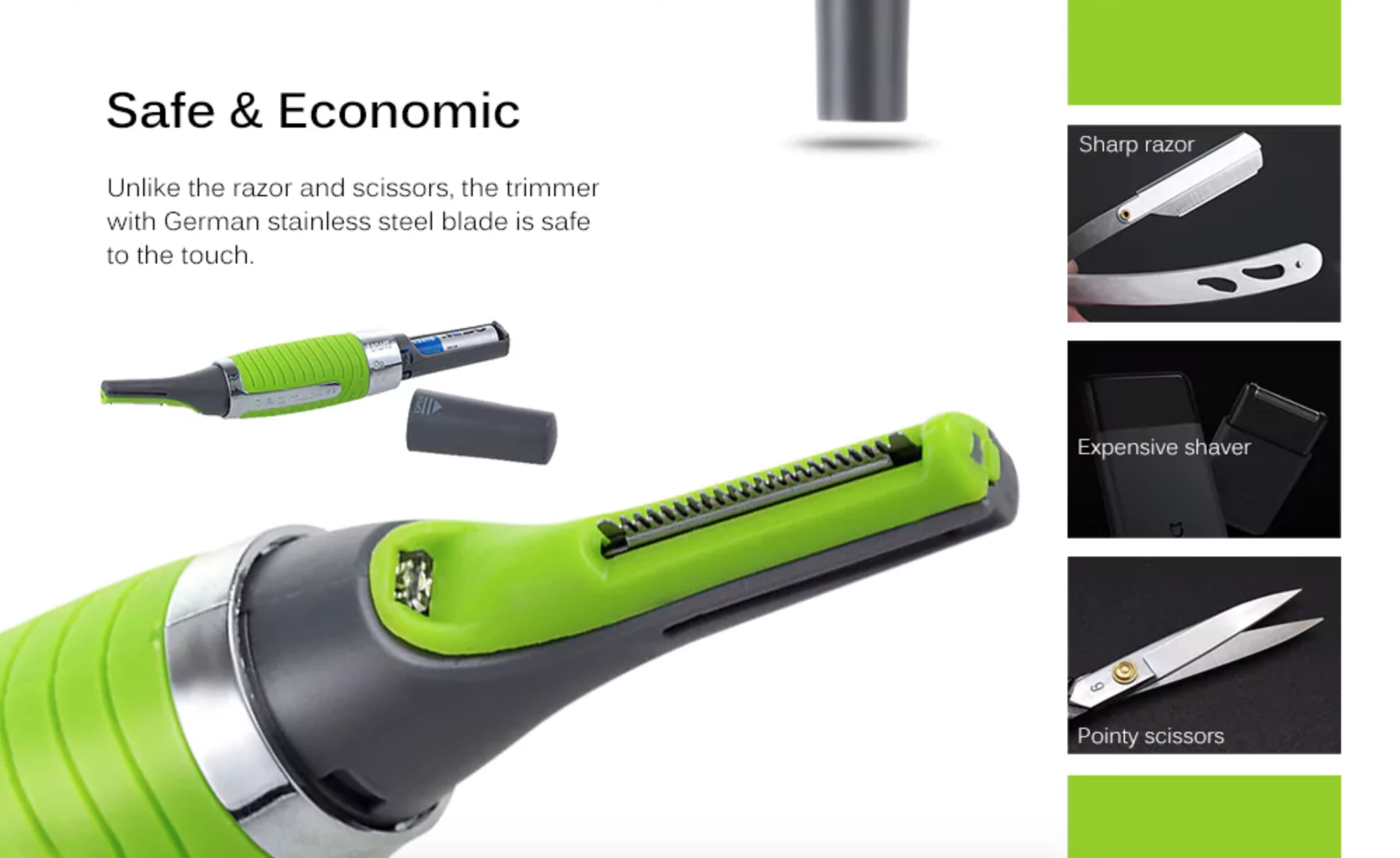 All In One Original Micro-Touch Trimmer